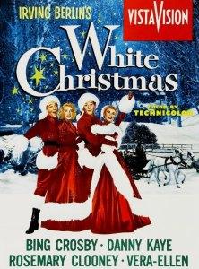 white christmas_poster