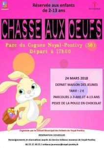 Chasse aux œufs @ Parc du Coguen | Noyal-Pontivy | Bretagne | France