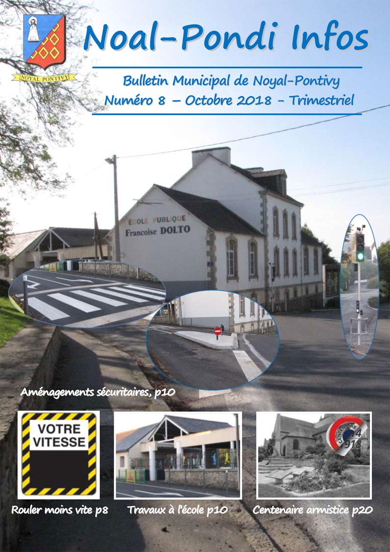 Bulletin Municipal d'Octobre 2018
