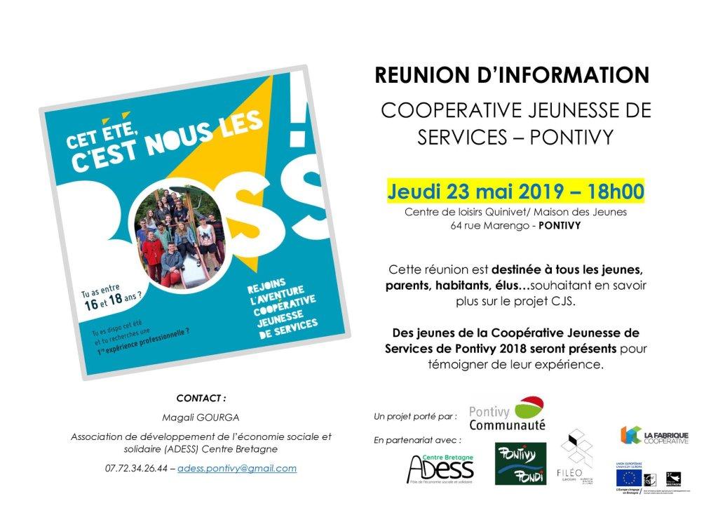 Coopérative Jeunesse de Services (CJS)