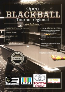 Open du Billard Club Noyalais