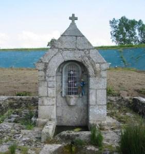 Fontaine de Saint-Dré