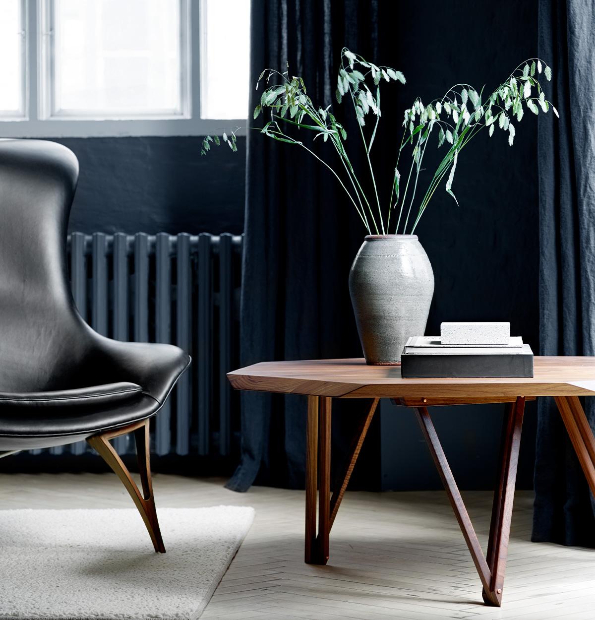 Hvorfor vi laver møbler i valnød
