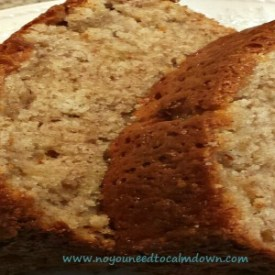 Banana Bread – Fast and Easy!