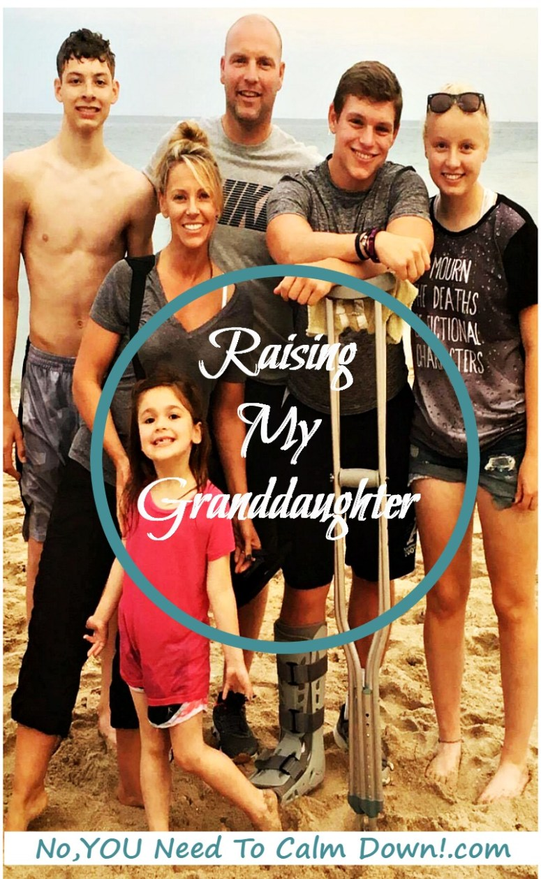 What is it like to raise your grandchild?