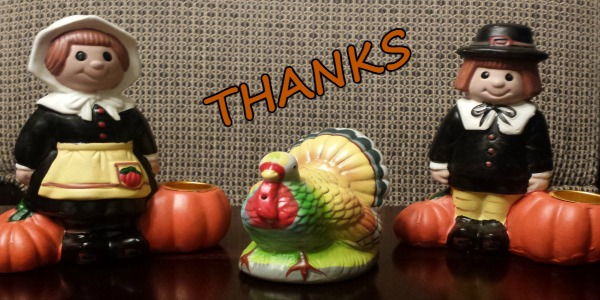 Giving Thanks – For Real