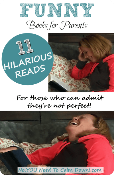 Funny Books For Parents. 11 Hilarious reads for those who can admit they're not perfect.