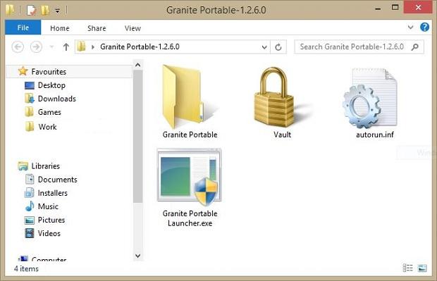 Granite Portable