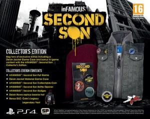inFamous Second Son CE