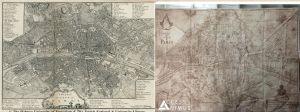 AC Unity Paris Map