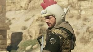 MGSVPP Chivken Hat
