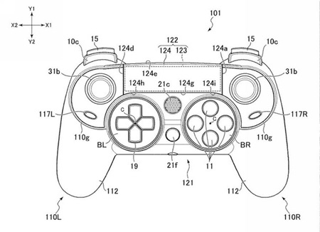 Maybe DS5 Patent #2