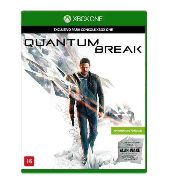Jogo Quantum Break Xbox One