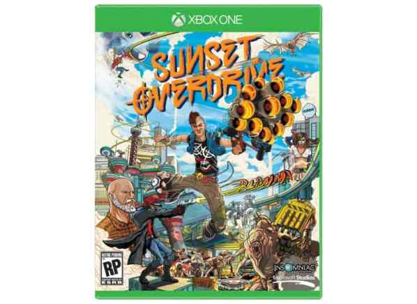 Jogo Sunset Overdrive Xbox One NP4Game