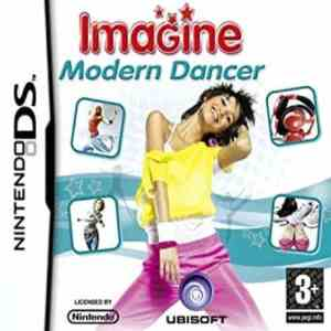 Jogo Imagine Modern Dancer 3DS