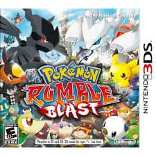 Jogo Super Pokemon Rumble 3DS