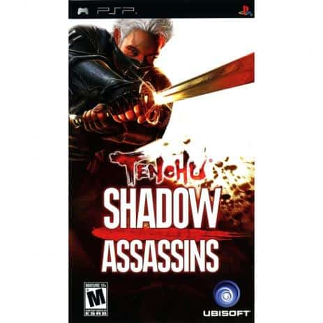 Jogo Tenchu Shadow Assassins PSP
