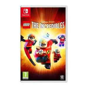 Jogo The Incredibles Nintendo Switch
