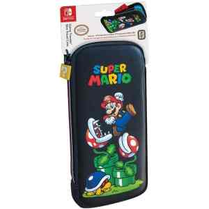 Bolsa Slim Super Mario Nintendo Switch