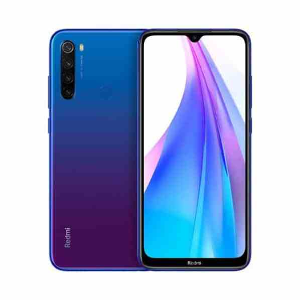 Xiaomi Redmi Note 8T 64GB Azul