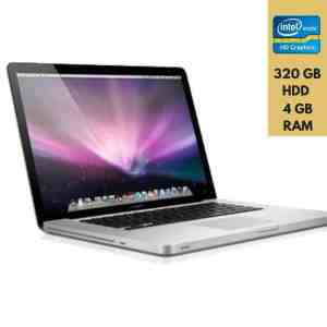 Apple MacBook PRO 13 Intel Core i5-2415M 4GB RAM 320GB Seminovo