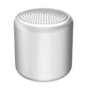 Coluna Bluetooth inPods Little Fun Mini Branco Pérola