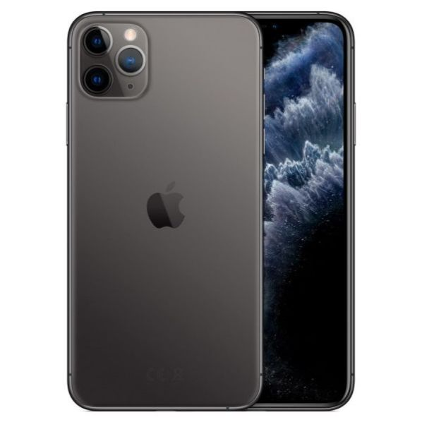 iPhone 11 PRO 256GB Cinzento Seminovo (Grade A)