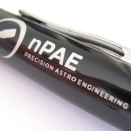 Carbon Fiber Pen Clip