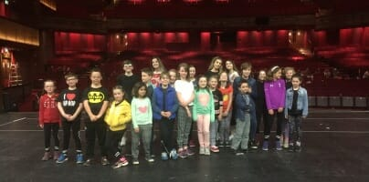 Reasons to join NPAS, Theatre Show, Performing Arts School