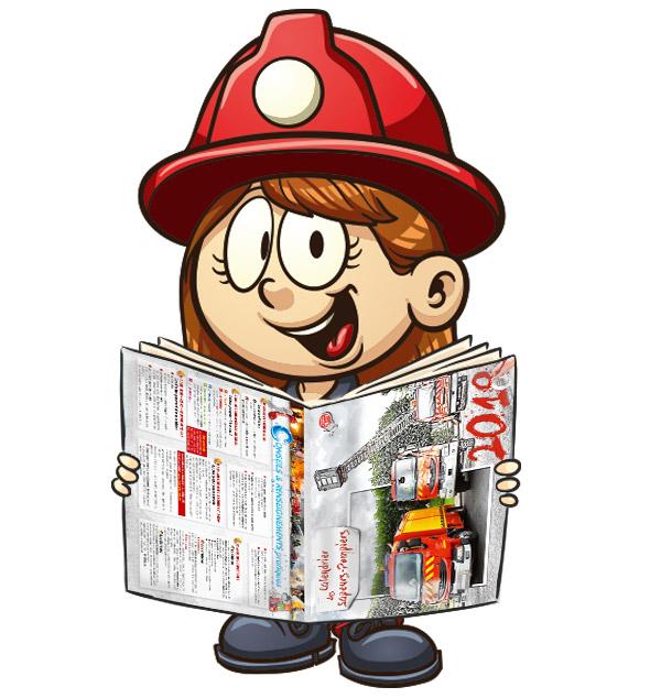 npc-calendrier.fr, calendrier des sapeurs-pompiers personnalisés et personnalisables, picto-accueil, 2018