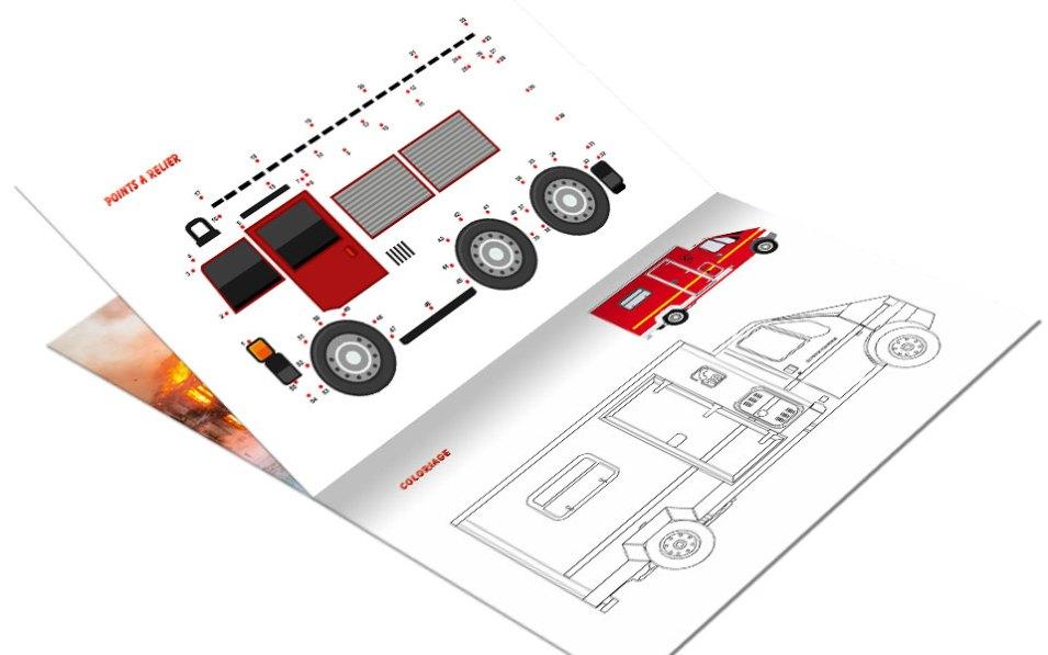 npc-calendrier.fr, calendrier des sapeurs-pompiers personnalisés et personnalisables, eco-8+4-slidedessin, 2018