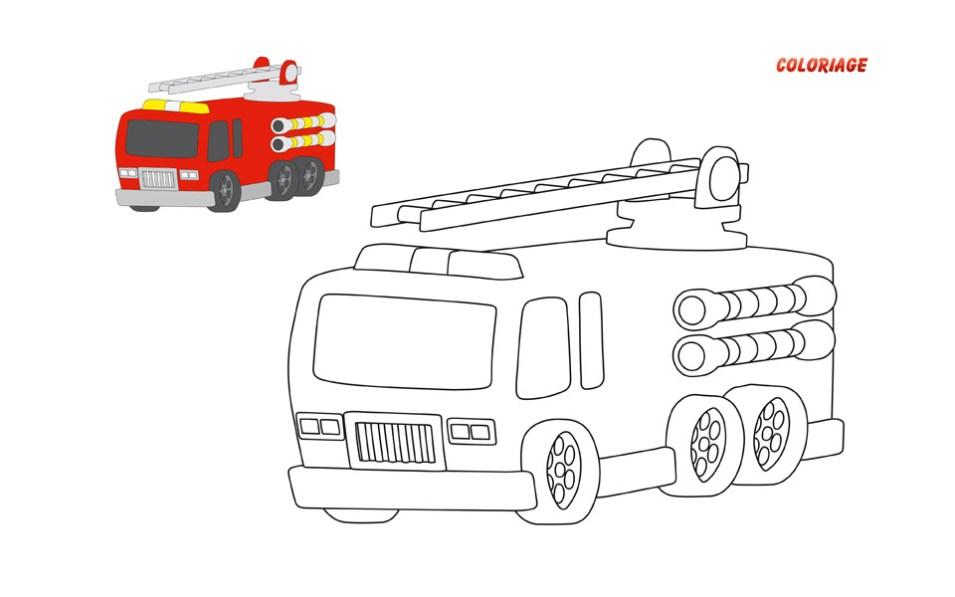 coloriage-2018_4, npc-calendrier.fr, calendrier des sapeurs-pompiers, personnalisés, personnalisables, 2018