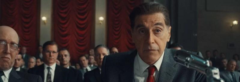 «The Irishman», l'intima rimpatriata di Scorsese