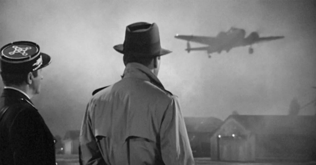 Casablanca scena