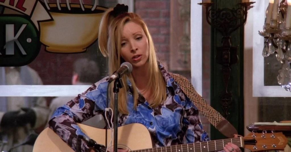 Friends Phoebe
