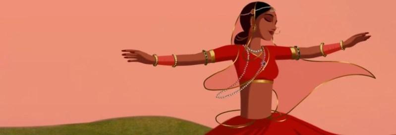 Bombay rose, un toccante film d'animazione con le atmosfere di Bollywood
