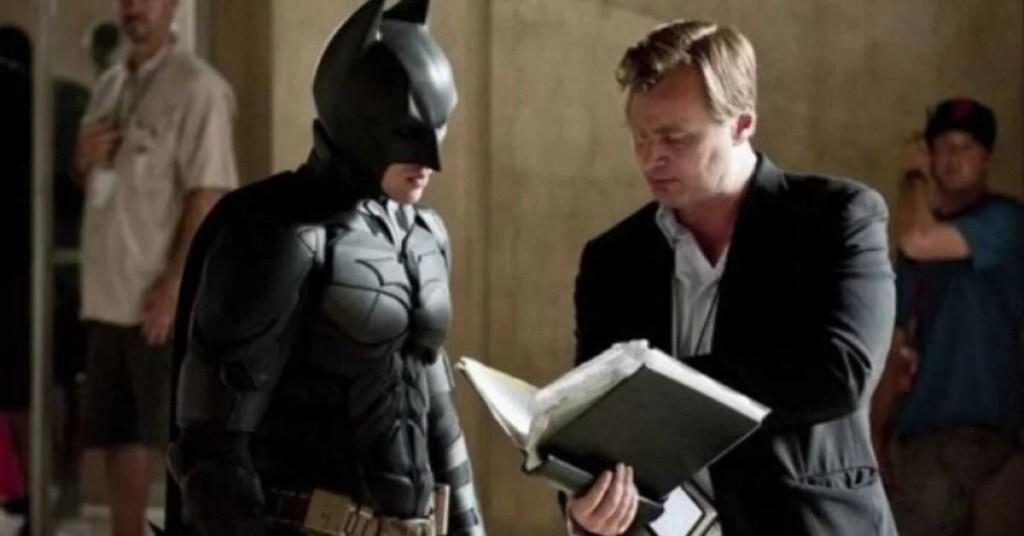Batman serie cinematografica Nolan