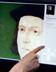 Portrait Explorer touchscreen
