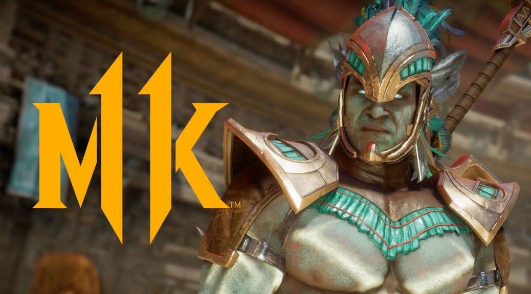 Kotal Kahn finalmente svelato per Mortal Kombat 11