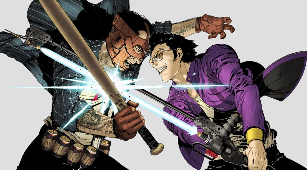 Suda51 risponde ai fan su Travis Strikes Again