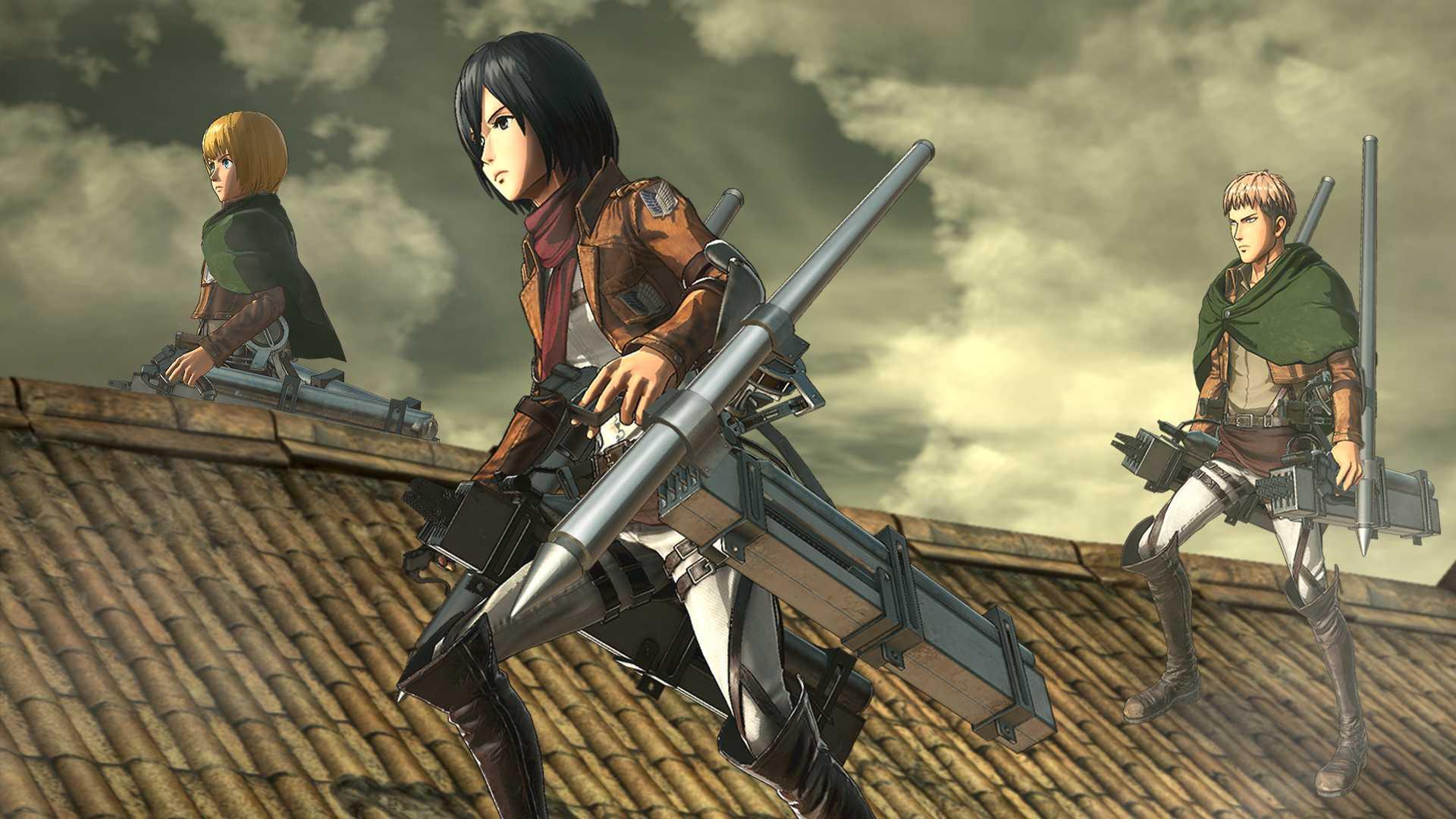 Attack on Titan 2: Final Battle, in arrivo la demo su Nintendo Switch