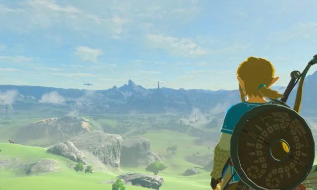 Papà modifica l'Xbox Adaptive Controller per permettere alla figlia di giocare a Zelda: Breath of the Wild