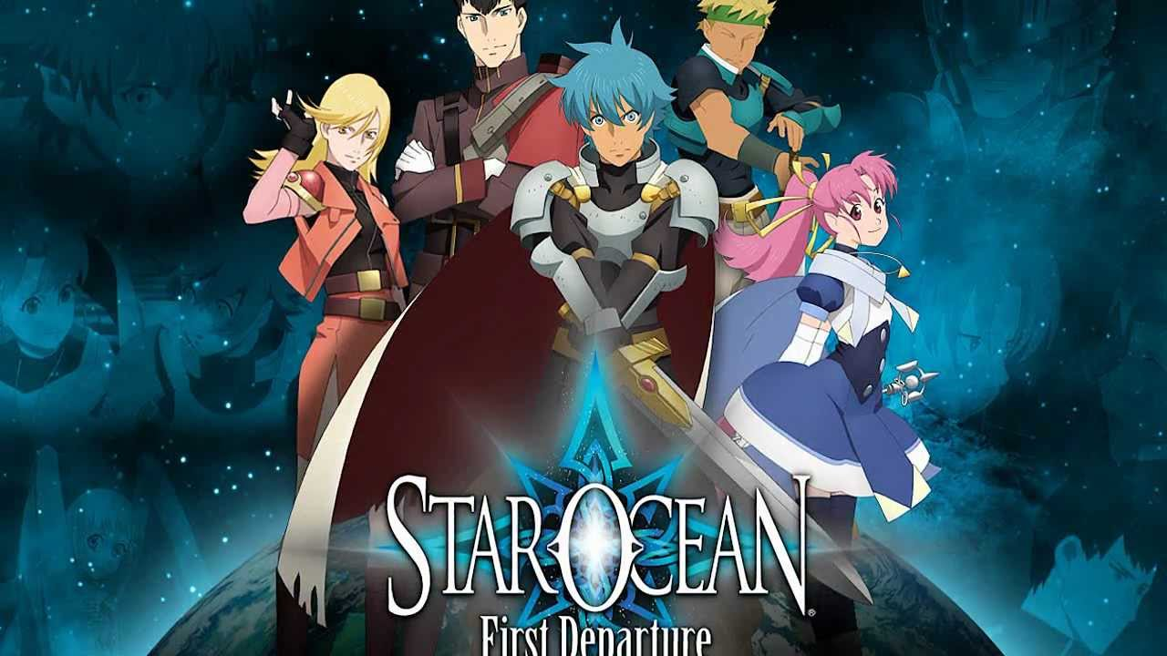 Star Ocean: First Departure R, in arrivo il remake su Nintendo Switch