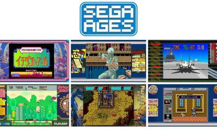 """Space Harrier e Puyo Puyo arrivano nella collana """"SEGA Ages"""" ad agosto su Nintendo Switch"""