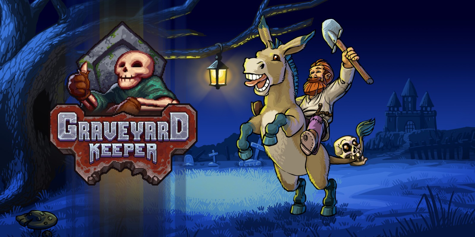 Graveyard Keeper - Recensione