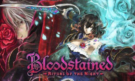 Arriva su Switch una nuova patch per Bloodstained: Ritual of the Night