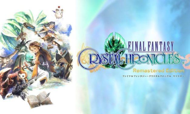 Final Fantasy Crystal Chronicles Remastered, uscita rinviata fino all'estate 2020