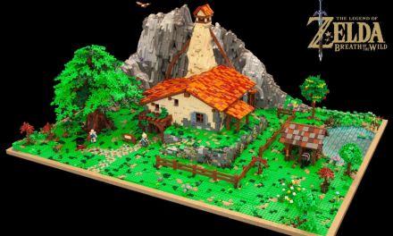 Costruire la casa di Link in Breath of The Wild con i LEGO? Il risultato è spettacolare!