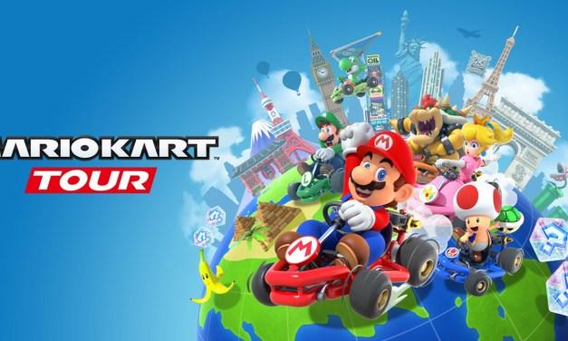 Mario Kart Tour: disponibile da oggi un nuovo aggiornamento
