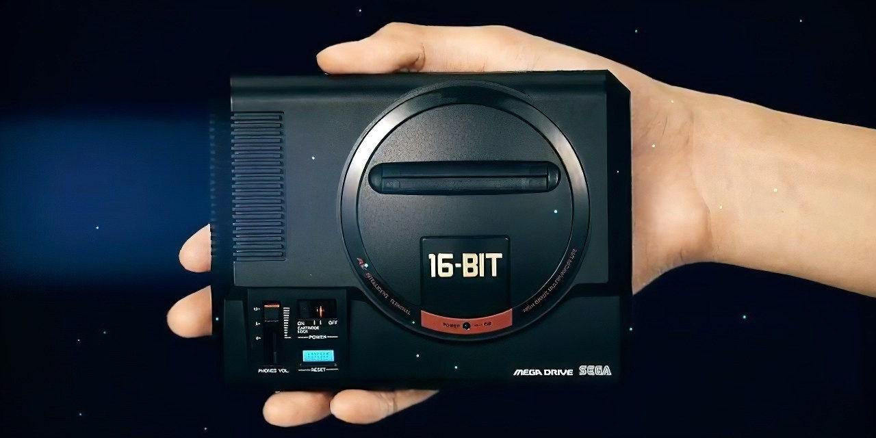 Disponibile il SEGA Mega Drive Mini, trailer di lancio